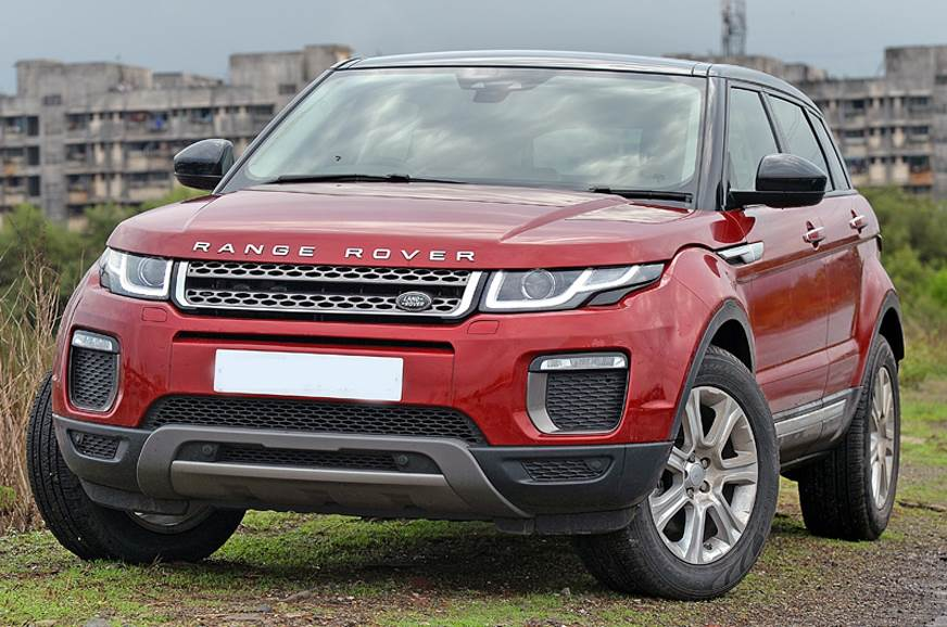 second gen range rover evoque to unveil in october 2018 autocar india. Black Bedroom Furniture Sets. Home Design Ideas