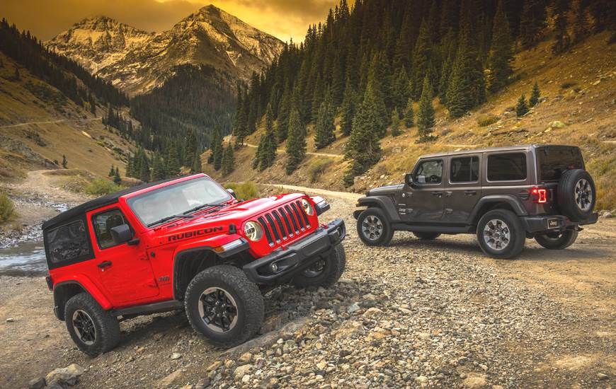 New 2018 Jeep Wrangler India Launch Date Engine Details Interior