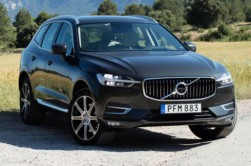 All New Volvo Xc60 To Launch On December 12