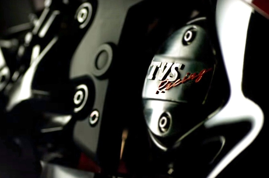 Tvs Teases The New Apache Rr 310 Sport Bike Autocar India