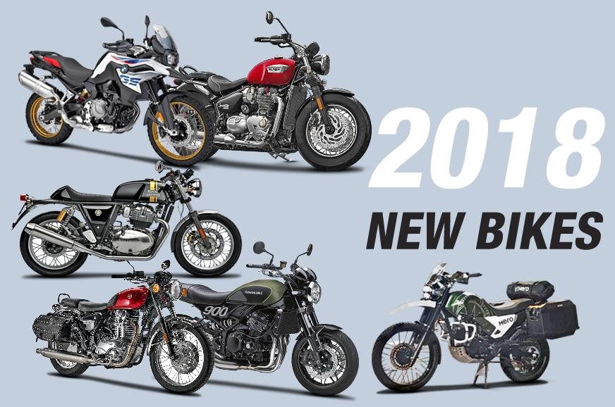 New Bikes Coming In 2018 Benelli Bmw Kawasaki Swm Ducati