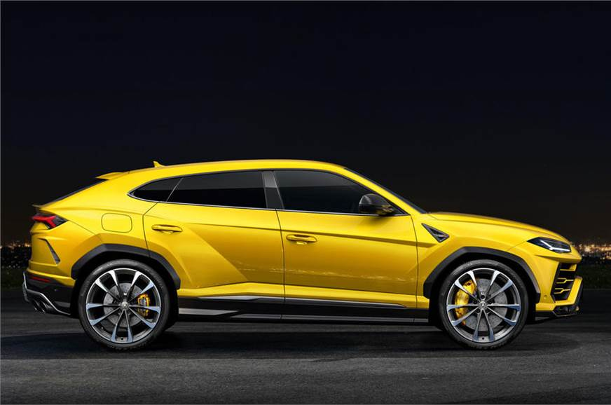 Lamborghini Urus India Launch Date Expected Pricing Specifications