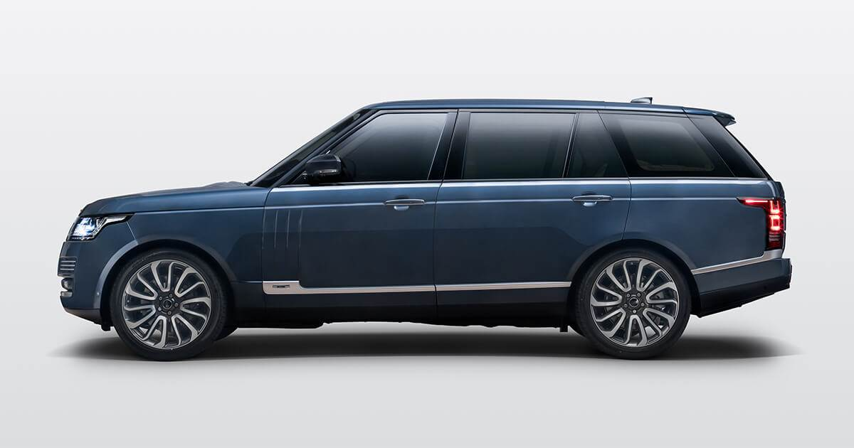Range Rover Vogue Svo >> Land Rover Range Rover Autobiography SVO price, specifications, engine, details, and more ...