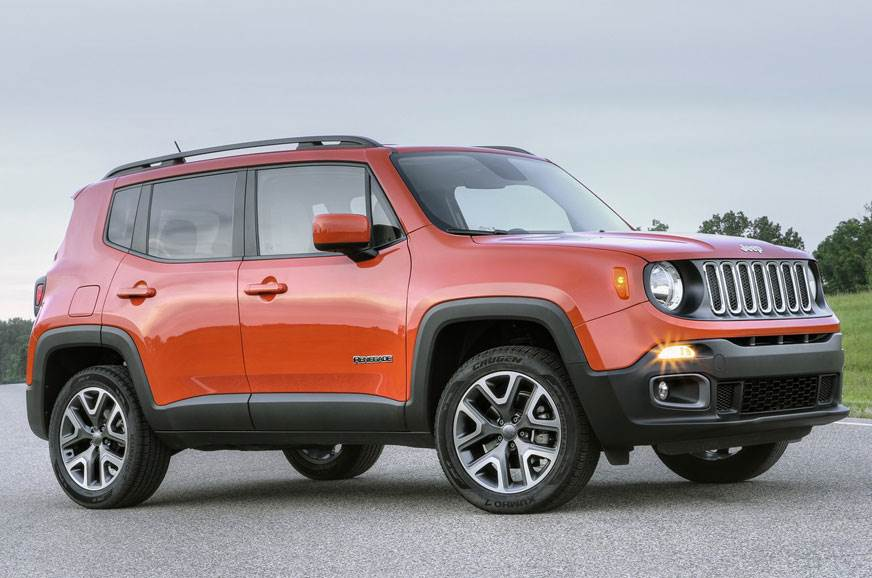 The Jeep Renegade Is Brand S Smallest Suv