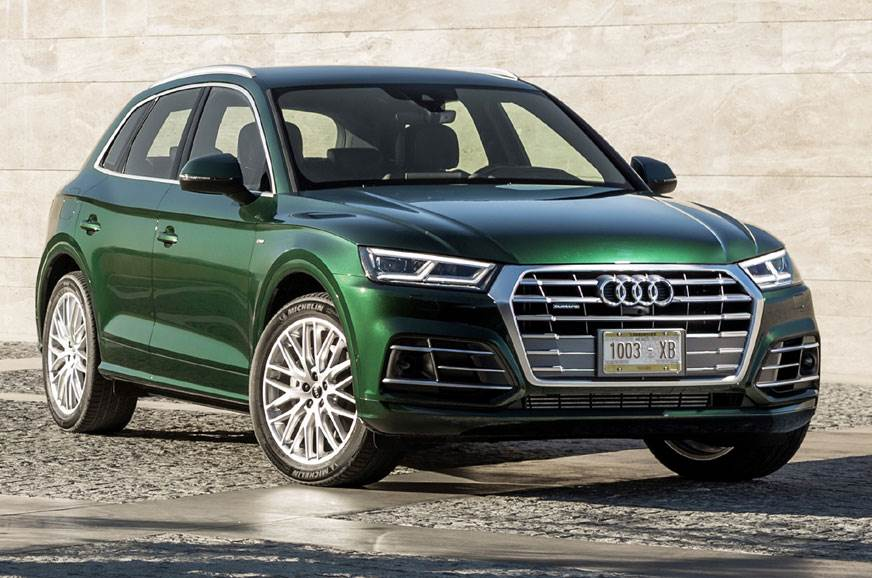 New Audi Q5 India Launch On January 18 2018