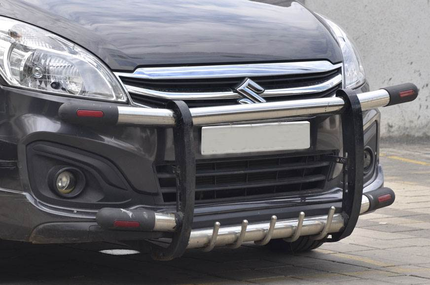 Government Bans Bullbars On Vehicles In India Autocar India