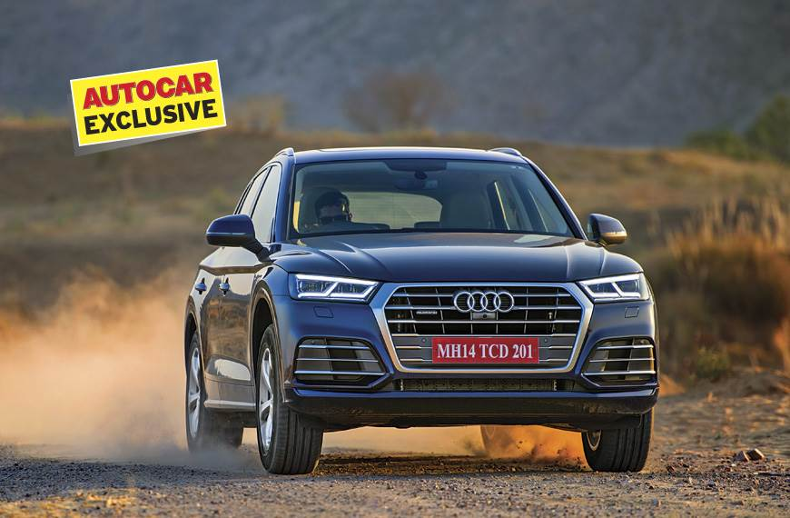 New 2018 Audi Q5 Diesel Review Pricing Specifications Interior