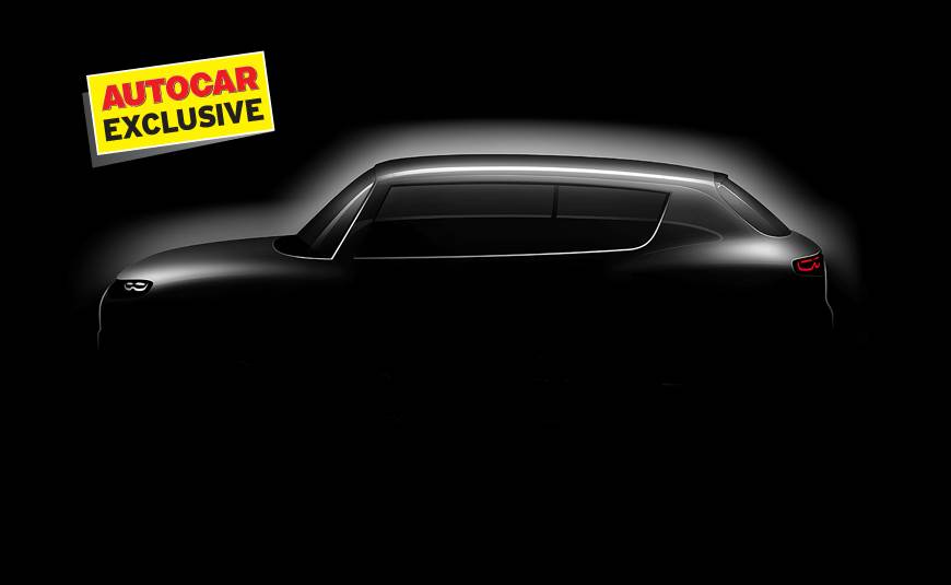 New Maruti Future S Concept Previews A Compact Suv That Will Sit Below The Vitara
