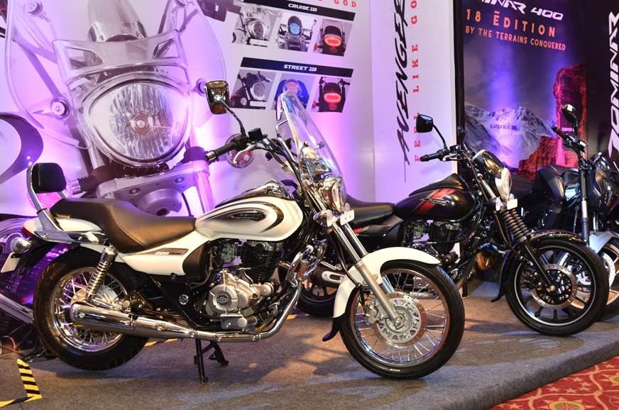 New 2018 Bajaj Avenger 220 Price Launch Details Specifications And