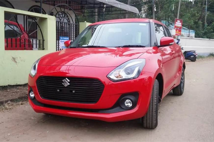 New Maruti Swift 2018 Launch In January Expected Pricing Engine