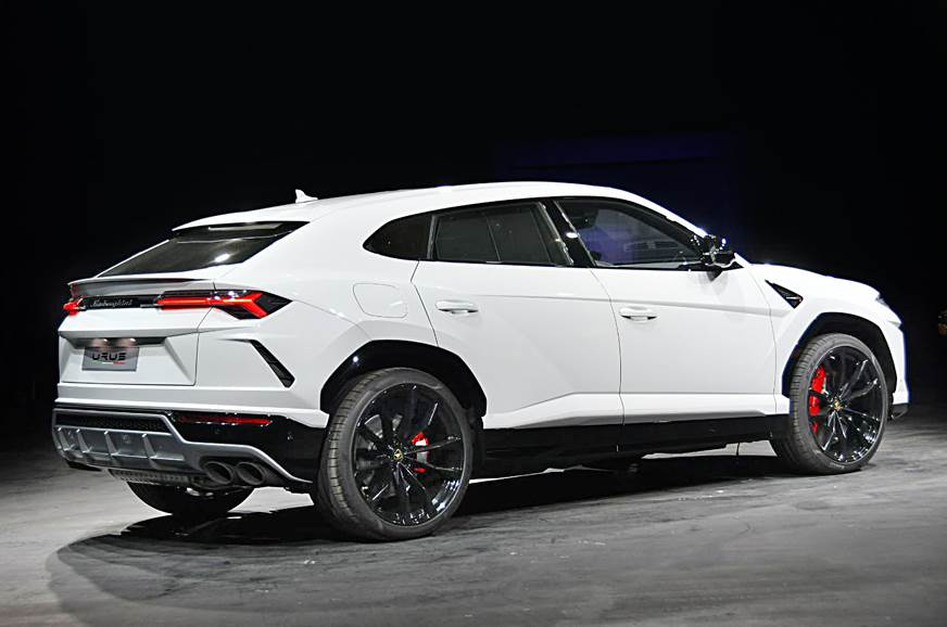 lamborghini urus india launch, price, details, specifications