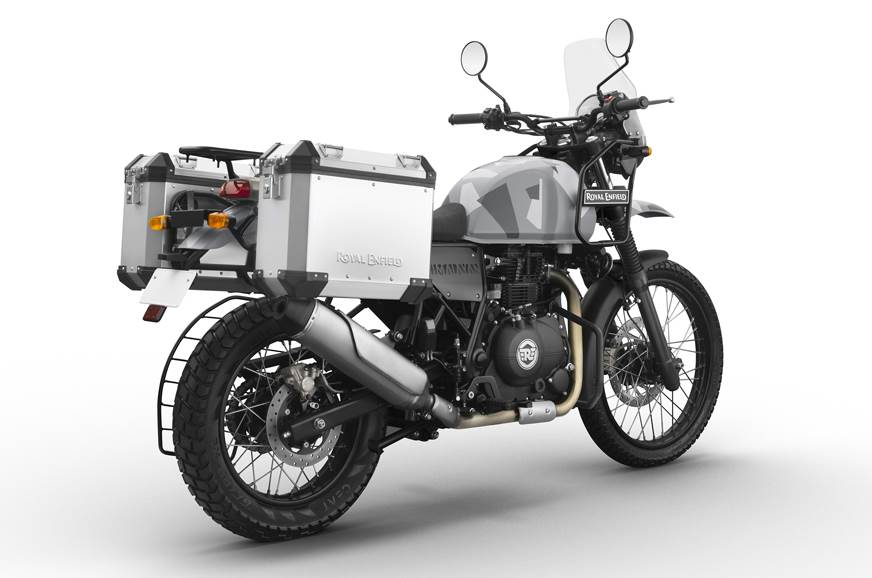 Royal Enfield Himalayan Sleet Limited Edition Launch Price Details