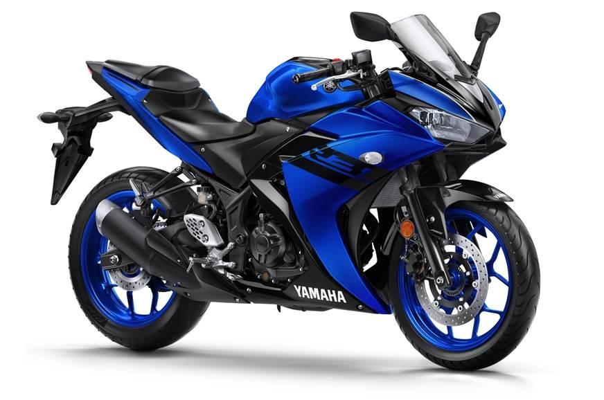 Yamaha to showcase R15 v3 0 and 125cc scooter at Auto Expo
