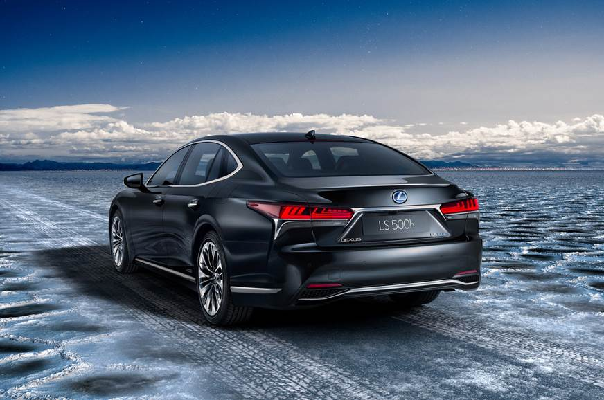 2018 Lexus Ls500h The Sophisticated Sedan For The Younger: 2018 Lexus LS 500h Launch, Price, Variants, Details