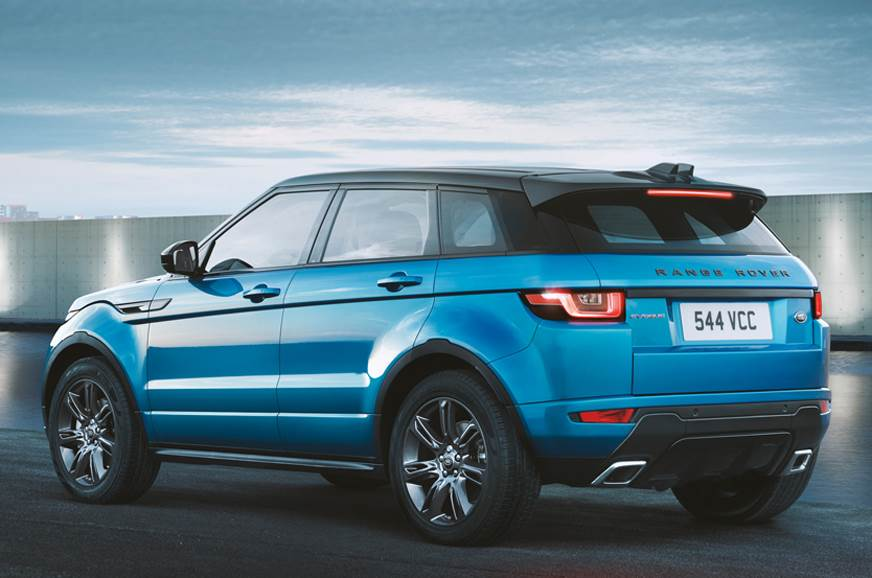 2018 Range Rover Evoque Landmark Edition price