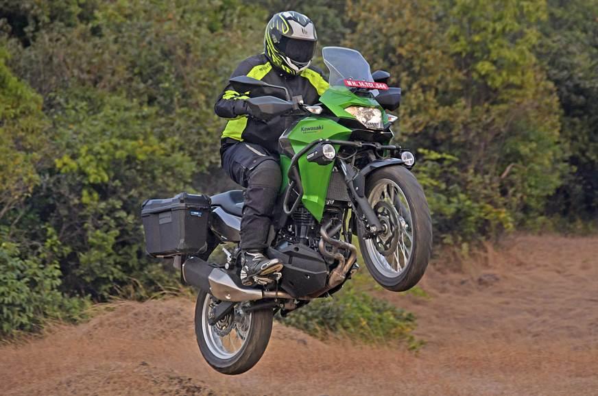 2017 Kawasaki Versys X 300 Review Test Ride Autocar India
