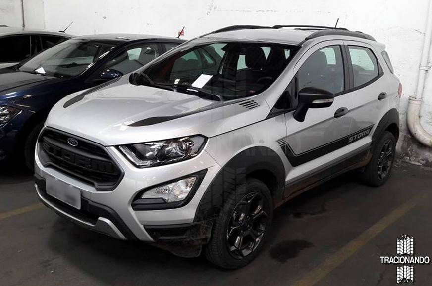 Ford EcoSport Storm Will Launch In The South American Mar