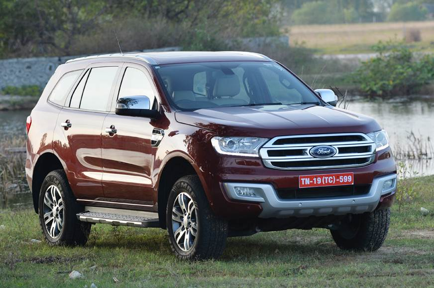 2018 Ford Everest, Endeavour, facelift spied, launch date, price, rivals, details, engine and ...