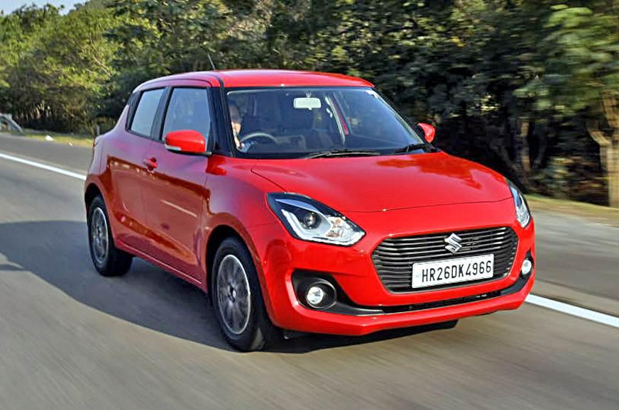2018 Maruti Suzuki Swift review, test drive - Autocar India