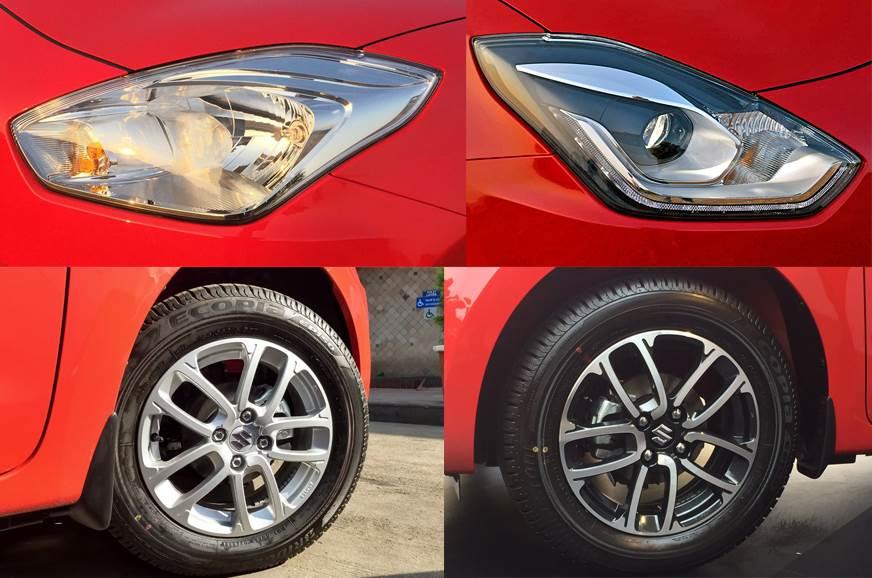 2018 Maruti Suzuki Swift Variants Explained Features Specs Price