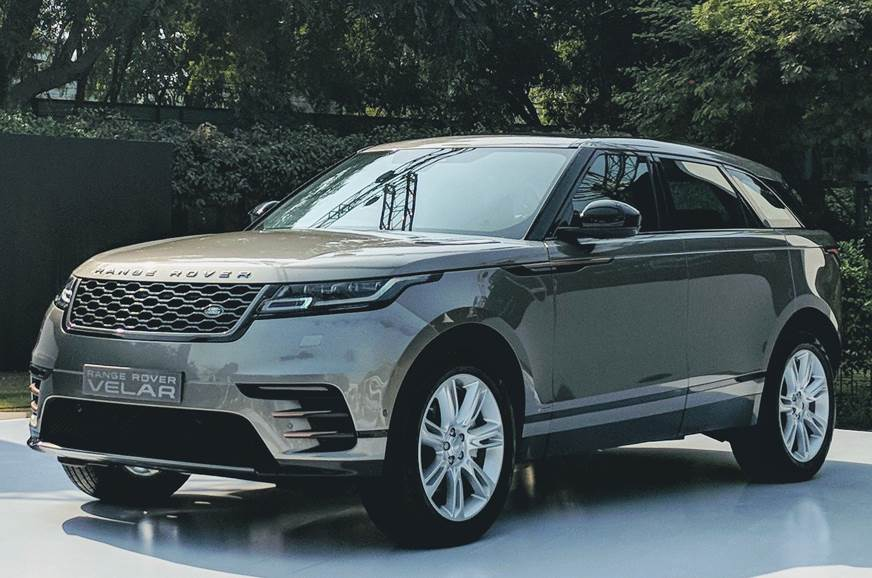 2018 Land Rover Range Rover Velar launch, price, variants