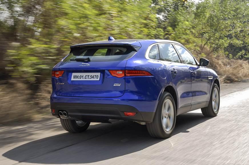 Locally assembled Jaguar F-Pace review, test drive - Autocar