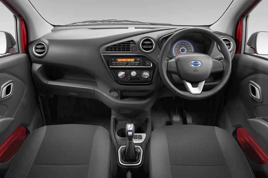 2018 Datsun Redigo AMT launch, price, variants ...