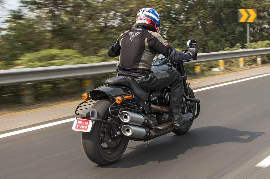 2018 Harley-Davidson Fat Bob review, test ride - Autocar India