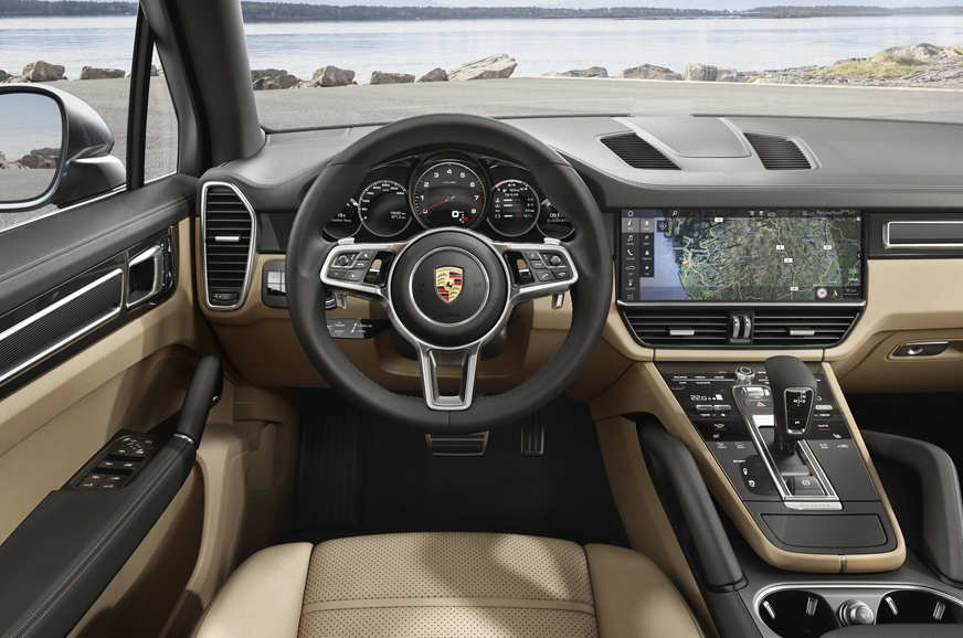 2018 Porsche Cayenne Review Expected Price India Launch And More Autocar