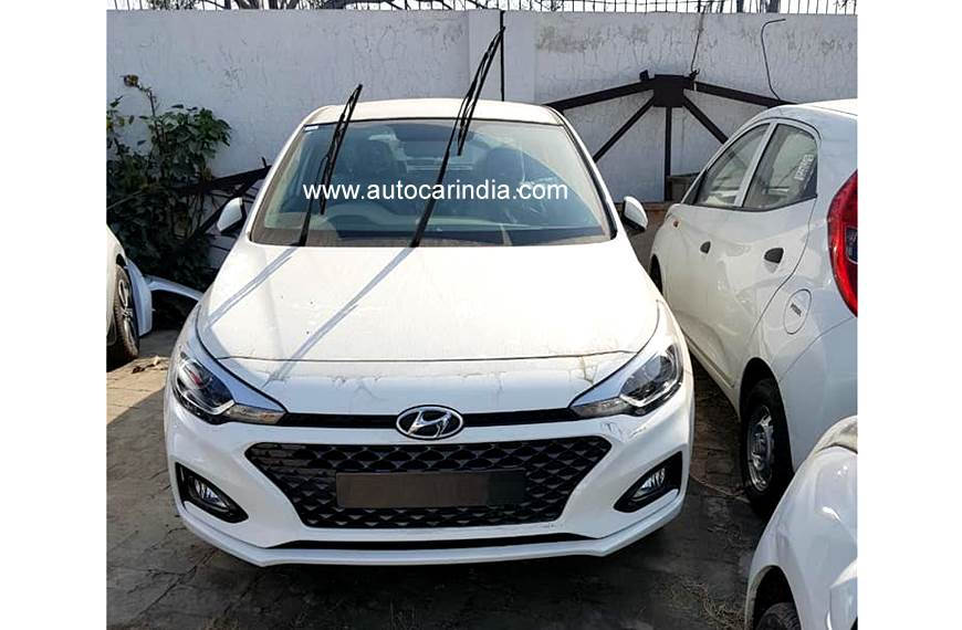 2018 Hyundai I20 Facelift Launch Date Price Interior And