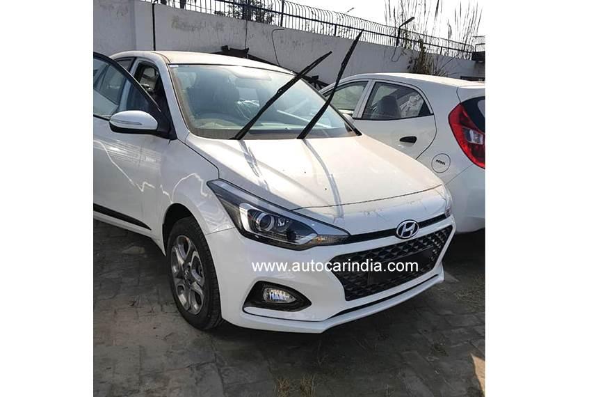 2018 Hyundai I20 Facelift Launch Date Price Interior And Exterior