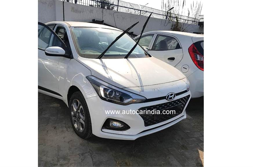 2018 Hyundai I20 Facelift Launch Date Price Interior And Exterior