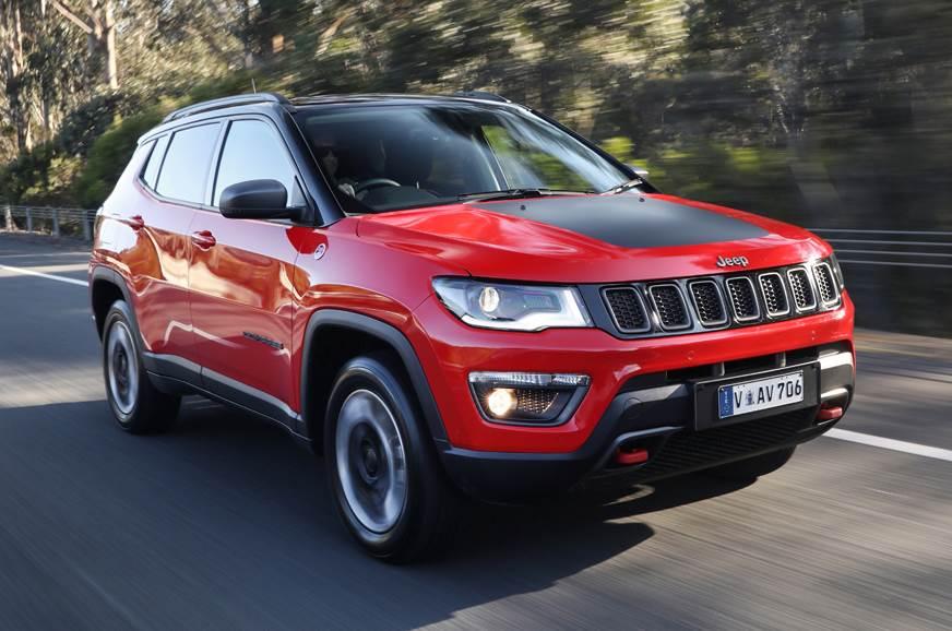 2018 Jeep Compass Trailhawk: Specs, Design, Price >> Jeep Compass Trailhawk Review India Launch Date Price