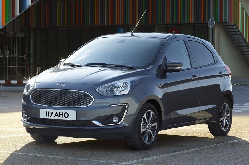 Ford Figo Car Price