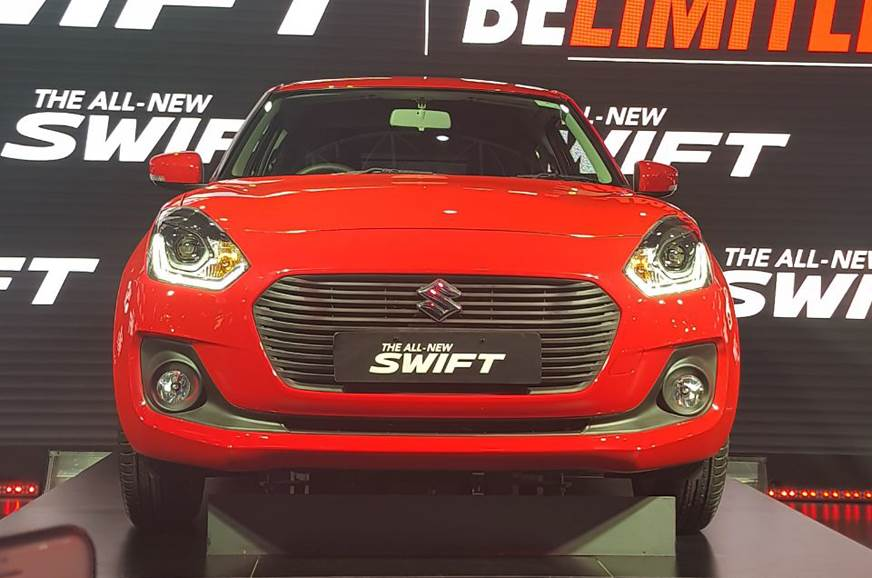 2018 Maruti Suzuki Swift Variants Explained: Features, Specs, Price