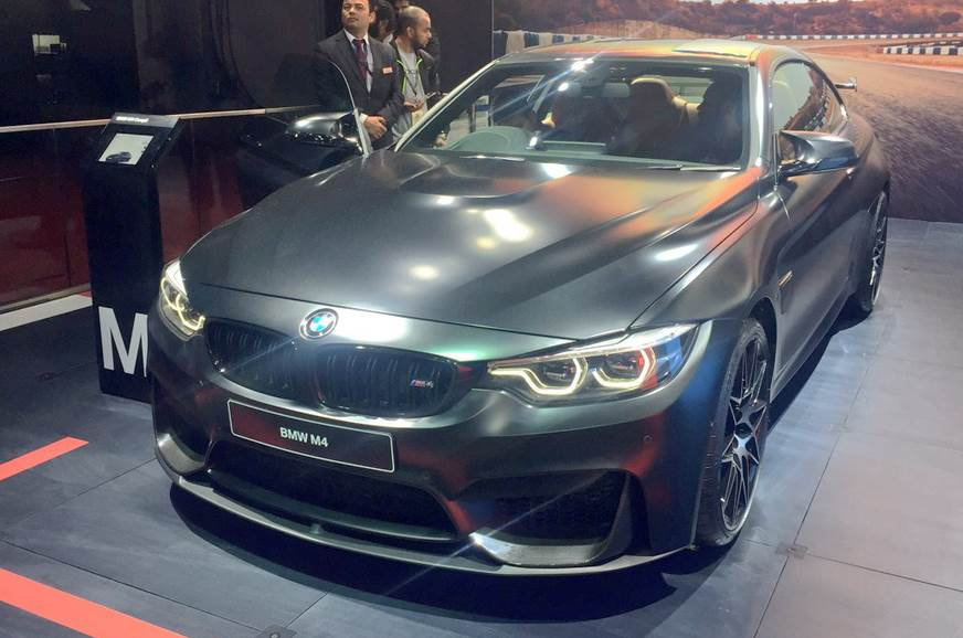 Auto Expo 2018 Updated Bmw M3 And M4 Launched With New Competition