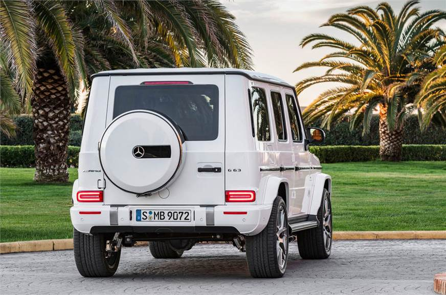 New Mercedes-AMG G63 revealed with 585hp before its public debut at