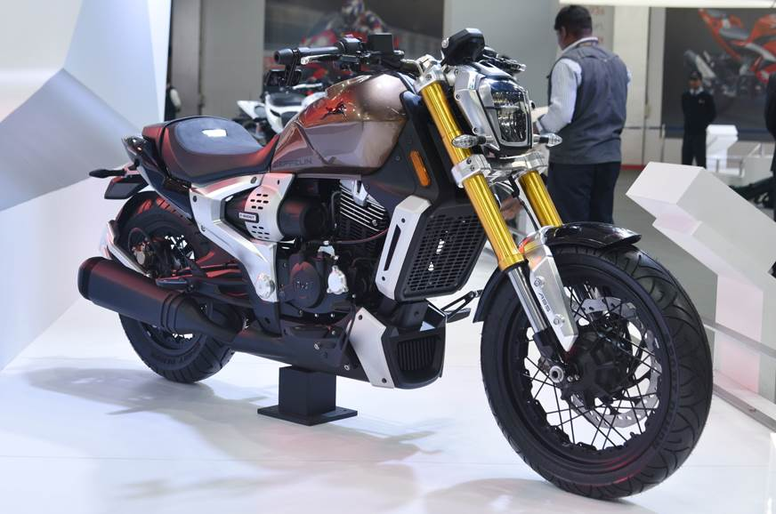 Tvs Zeppelin Concept 5 Things You Need To Know Autocar India