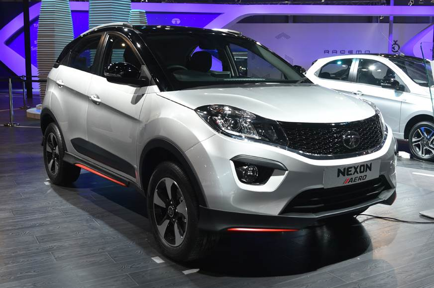 Tata Nexon Aero Option Packs Launched At Rs 30 610 To Rs