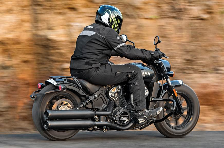 2018 Indian Scout Bobber review, test ride - Autocar India