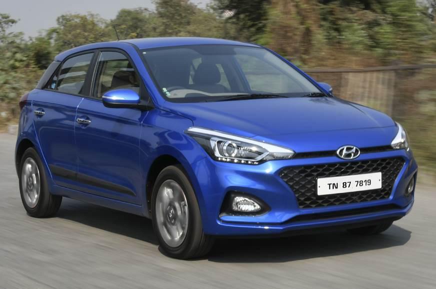 Hyundai I20 Reviews >> 2018 Hyundai I20 Review Test Drive Pricing Variant Info