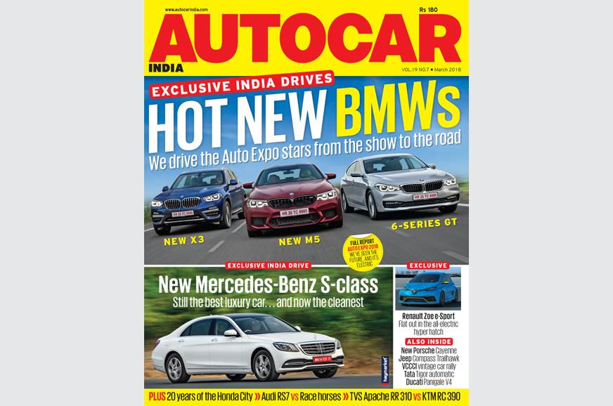 March 2018 Issue Is Out On Stands Now Autocar India