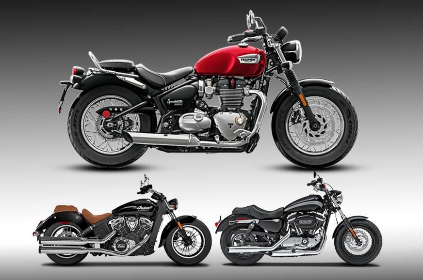 2018 Triumph Bonneville Speedmaster Vs Harley Davidson 1200 Custom