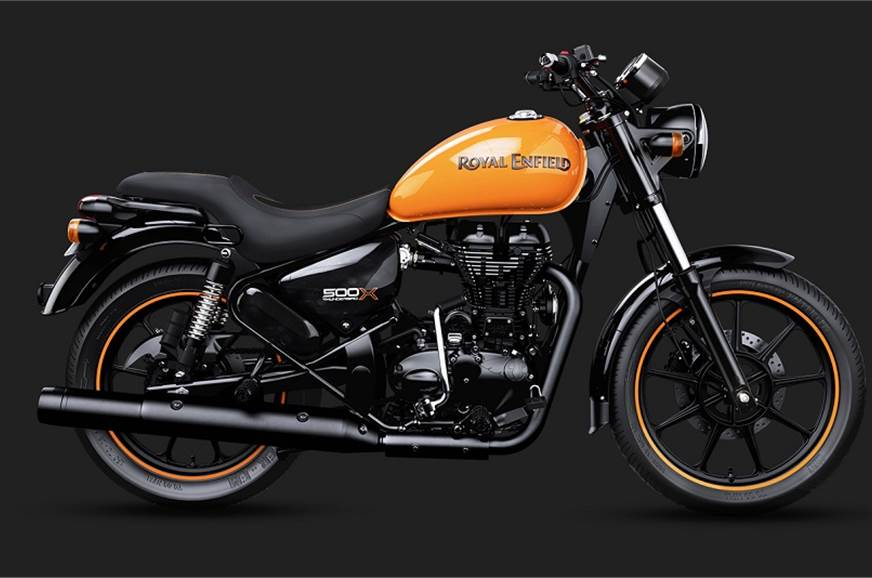 Royal Enfield Thunderbird 350X and 500X launched - Autocar India