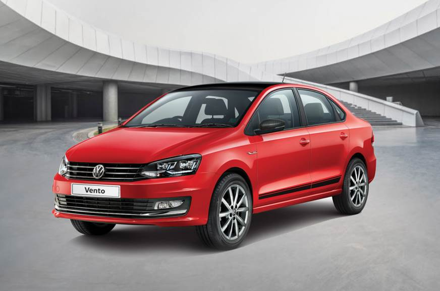 Volkswagen Vento Sport Launched At Rs 11 44 Lakh Autocar India