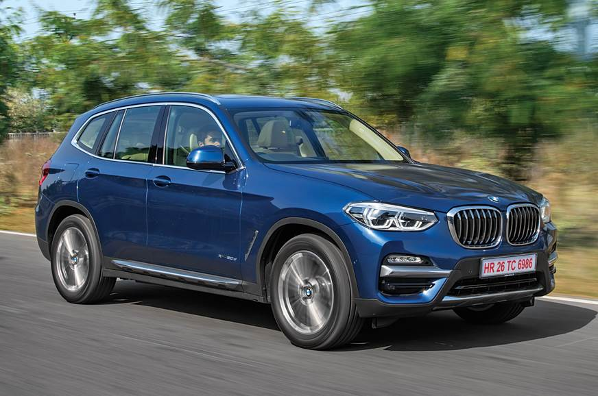 New 2018 BMW X3 India review, test drive - Autocar India