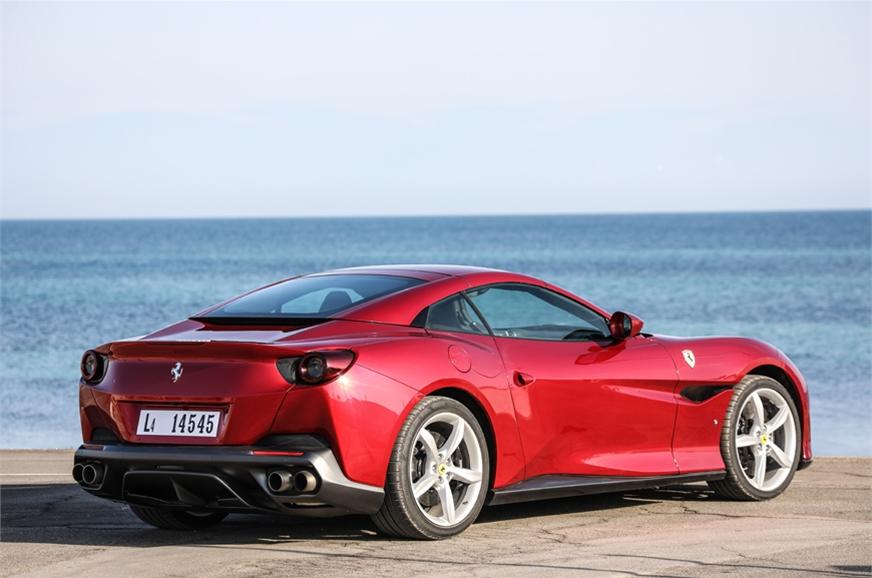 2018 Ferrari Portofino review, test drive, specifications ...