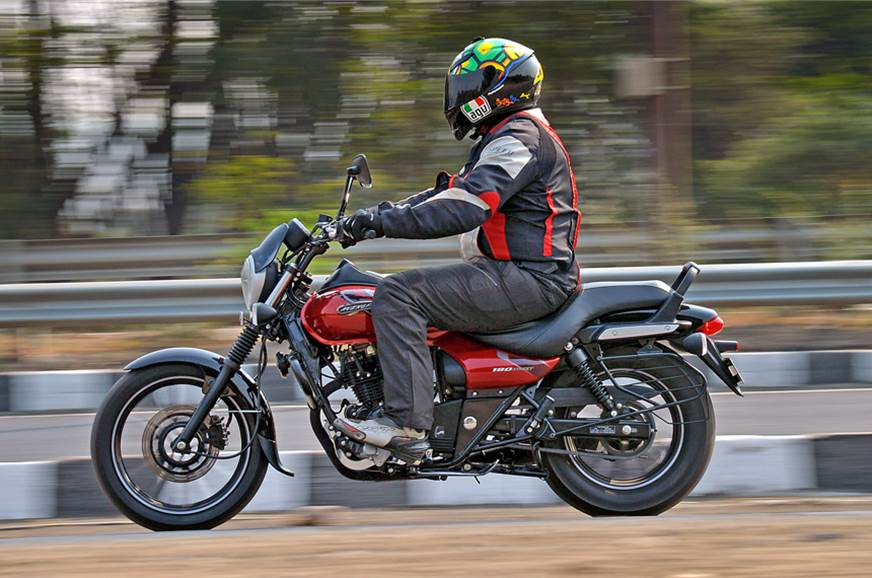 2018 Bajaj Avenger Street 180 Review Test Ride Specifications Pricing India Detailore Autocar
