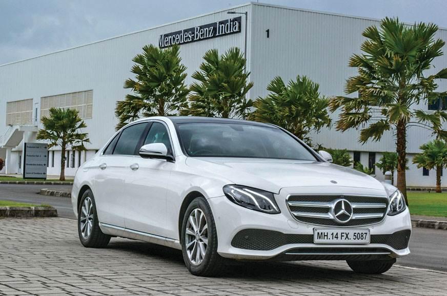 Mercedes-Benz E-class, E 350d long term review - Autocar India