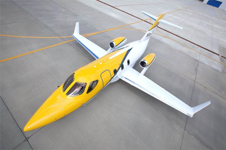 HondaJet aircraft review - Feature - Autocar India